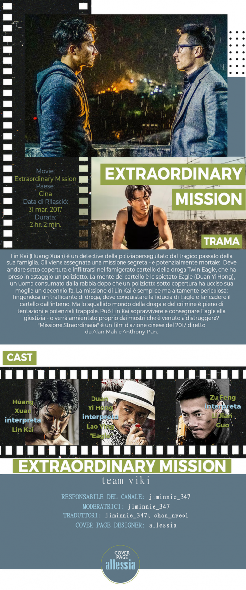 Extraordinary Mission ita