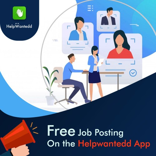Need to hire fast? Helpwantedd helps you find, hire, and retain the right professional candidate more effectively. For more details Download the app -  App Store - https://apple.co/38vHFnj Play Store - https://rb.gy/0xulvd