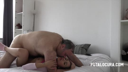 Hot Mexican Teen Janeth Rubio Fucked By Fat Old Fart