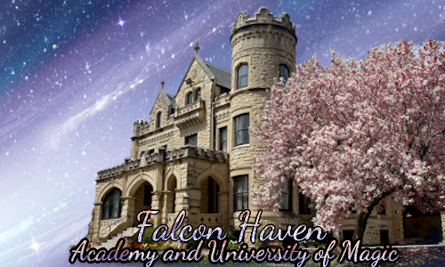 Falcon Haven Academy and University of Magic JGR7qQ