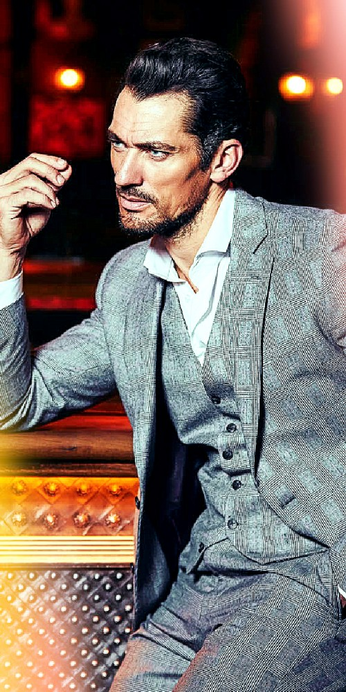 David Gandy Esquire Middle East Cover Shoot (3)
